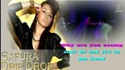 Safura - Drip Drop karaoke instrumental Eurovision 2010