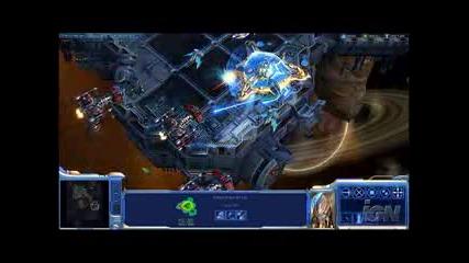 Starcraft  2 Gameplay 3 - Protoss
