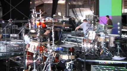 Jonas Brothers Backstage Tour - 2010 Kickoff Concert!