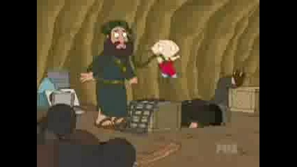 Osama Ben Laden - Family Guy