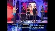Music Idol 2 14.05 Война На Гласове - Ясен