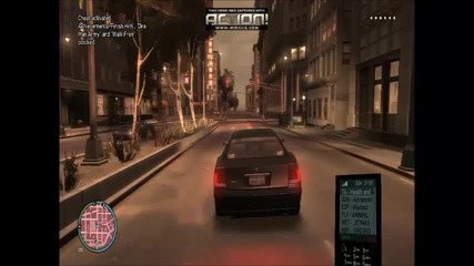 Gta Iv Funny - Police Helicopter Fail xd