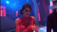 Dancing stars - Михаела и Светльо преди отборното представяне (22.04.2014)