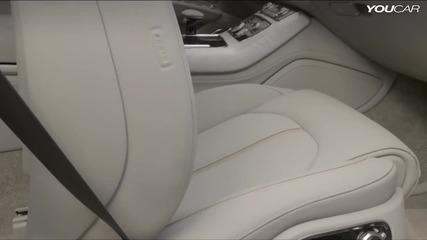 Audi A8 L W12 - Interior