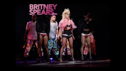 Britney Spears - Candy From Strangers ~gq~