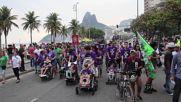 Brazil: Rio calls for cannabis legalisation during 'Million Marijuana March'