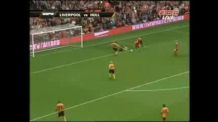 Liverpool - Hull city 6:1 (всички голове)