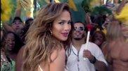 New! 2o14 | Pitbull Ft. Jennifer Lopez, Claudia Leitte - We Are One ( Ole Ola ) ( Официално Видео )