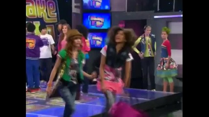 Shake It Up:the Movie 2011 / Разкърши се : Филмът 2011