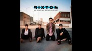*2014* Rixton - Me and my broken heart
