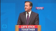 UK's Cameron Rejects Charge He's Become Lame Duck by Nixing Third Term