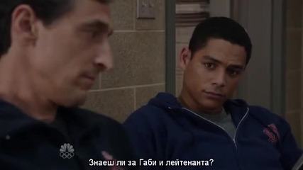 Пожарникарите от Чикаго Сезон 2 Епизод 9 / Chicago Fire Season 2 Episode 9