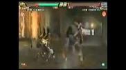 Tekken 6 Br - Yoshimitsu vs Bryan