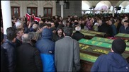 Turkey: Funeral service held for Ankara suicide attack victims