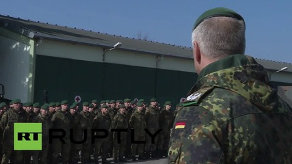 Germany: NATO completes first phase of 'Exercise Noble Jump'