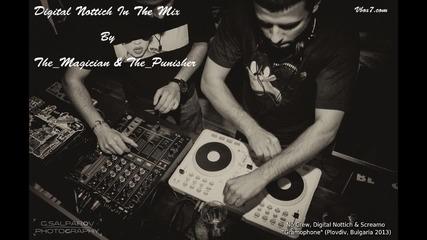 Digital Nottich - Изцяло Българска Продукция * Trap & Dubstep * The_ Magician & The_ Punisher *