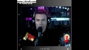 Сел Гомез и Джъстин Бийбър репетират за New Years Eve
