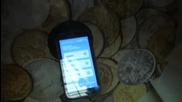 Motorola Defy с издръжлив touch - screen