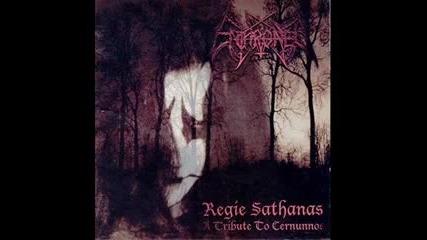 Enthroned - Satan Never Sleeps