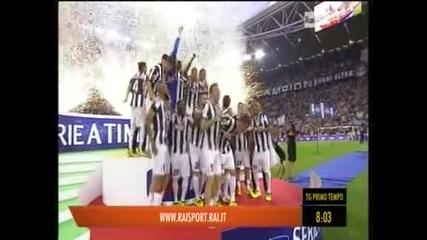 """""""Лацио"""" и """"Ювентус"""" ще играят мача за Суперкупата в Рим"""