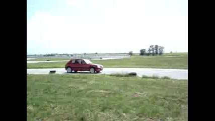 My Peugeot 205 Gti