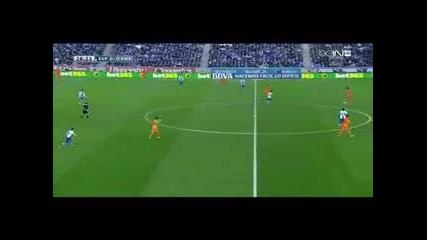Сезон 2013-2014 Примера 19 Кръг Еспаньол - Реал М 0-1 Целия Мач