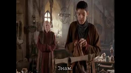 Бг Превод Приключенията на Мерилин (the Adventures of Merlin) сезон 3 епизод 7 част 1