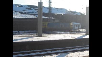 46234 се прибира в депо Пловдив