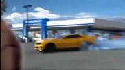 Chevrolet in Super Bowl Xlv (camaro Transformers 3)