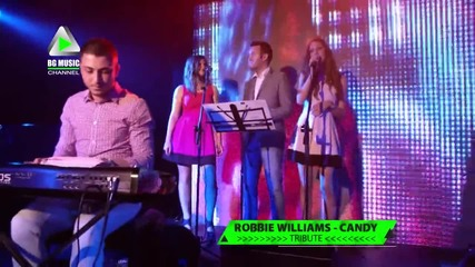 BG MUSIC LOADING - Robbie Williams Tribute