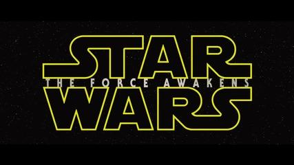 Първи кадри от Star Wars ep. 7 The Force Awakens