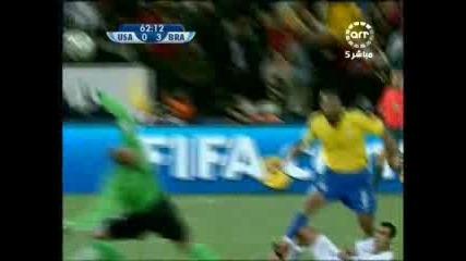 18.06 Бразилия - Сащ 3:0 Супер гол на Дъглас Майкон ! Купа на Конфедерациите