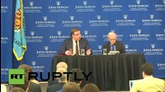 USA: Serbian PM Vucic talks Kosovo, relations with Moscow in D.C.