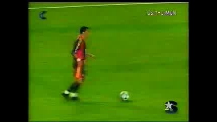 Hagi - Galatasaray Vs Monaco