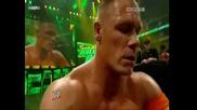 Малка доза бой! Wwe John Cena пребива 2ма от Nexus