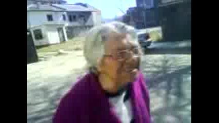Баба Певец (смях)