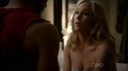 Tyler and Caroline - Scenes