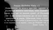stereo hearts...   Happy Bday Katy