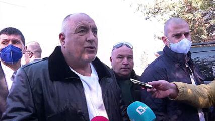 Борисов: Полагаме денонощни усилия, за да запазим нормалния начи