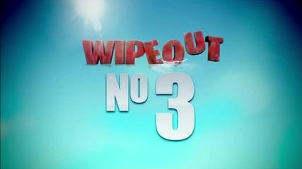 Top 10 Wipeout Моменти