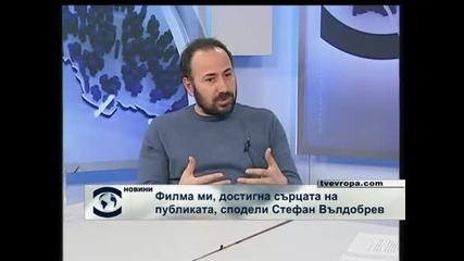 Стефан Вълдобрев мечтае да изиграе Хамлет