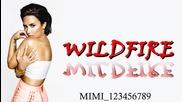08. Demi Lovato - Wildfire + Превод