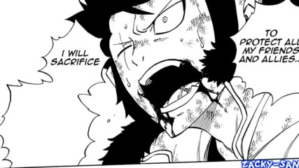 Fairy Tail Manga - 542 Instinct