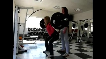 30 kg Squat Pregnant