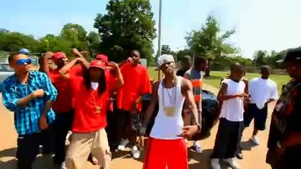 Soulja Boy - Work (hood Music Video)