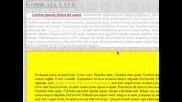 Уеб Разработване уроци - Css - Научете Css - Урок 11