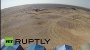 Дронове се включват в разследването на самолетната катастрофа в Синай