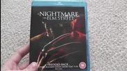 Оригиналният и римейкът Кошмар на Улица Елм (1984-2010) на Blu - Ray