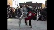 Kungfu vs Taekwondo
