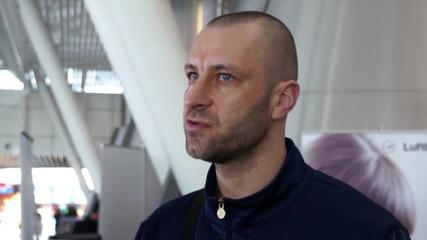 Хриси Димитров: Отиваме със самочувствието на отбор, който е достоен за титлата
